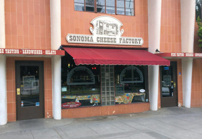 Sonoma Cheese Factory - Sonoma Plaza