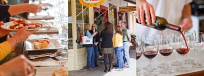 Sonoma Food Tour - Sonoma Plaza